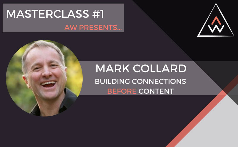 Mark Collard Masterclass | Adventureworks WA