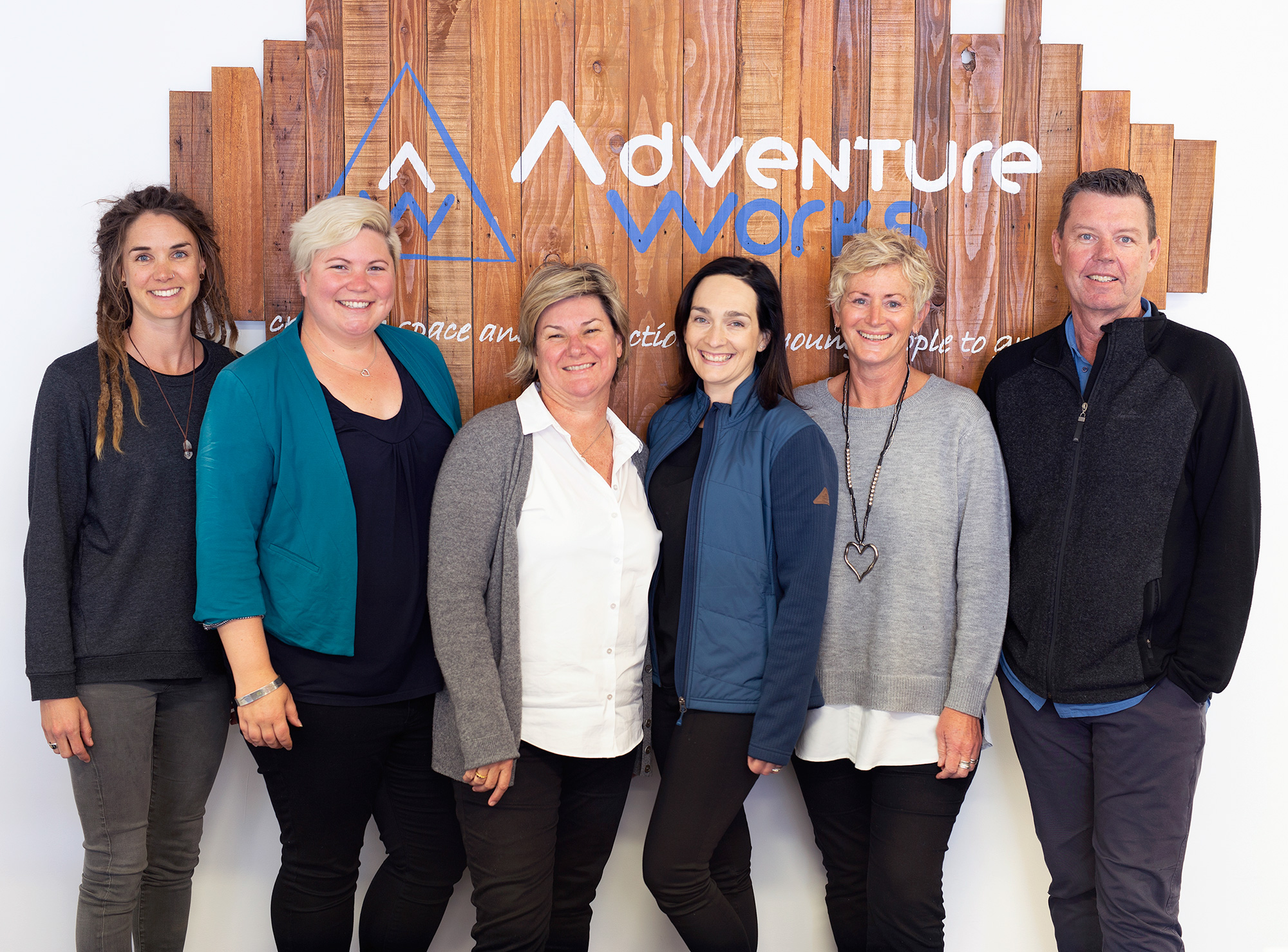 Leadership Skills | Our Tribe | Adventure Works WA. Our amazing tribe of facilitators embody everything we stand for & we know you're going to love them. #leadershipskills #adventureworks #adventure