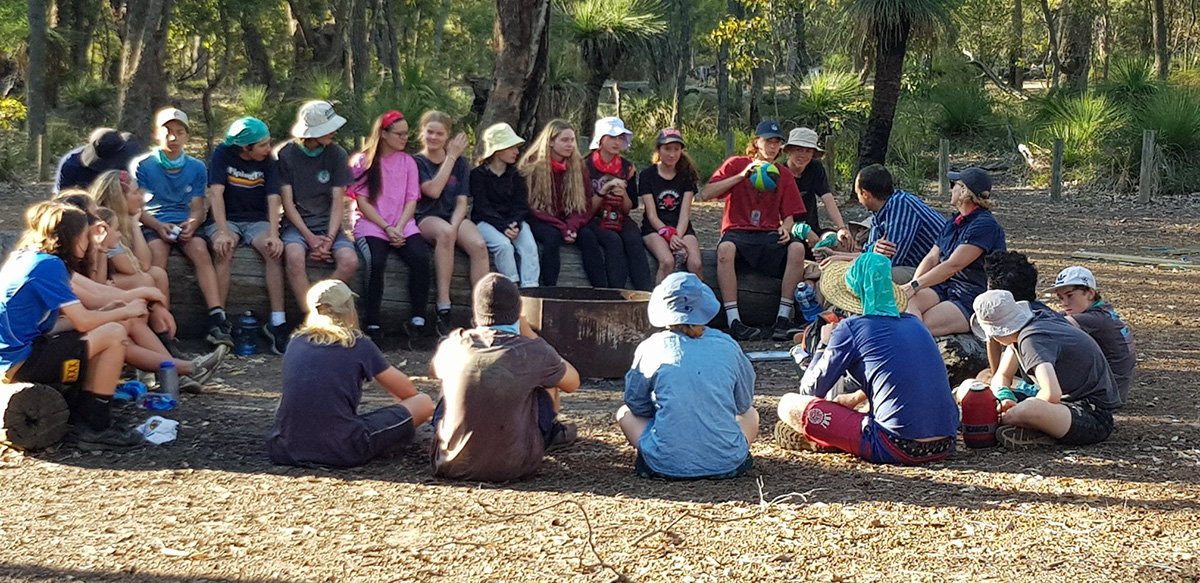 Adventure Works WA Tribe | Camps Western Australia #camps #schoolcamps #adventure