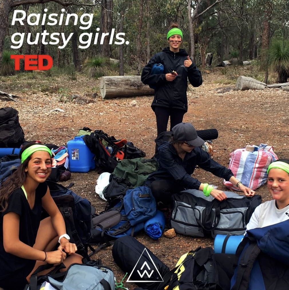 Raising Girls - AdventureWorks WA - Rite of Passage