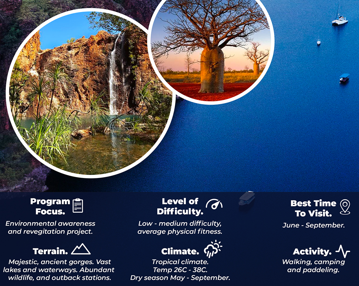 Cultural & Environmental Immersion | East Kimberley | AdventureWorks WA #culturalimmersion #environment #adventure