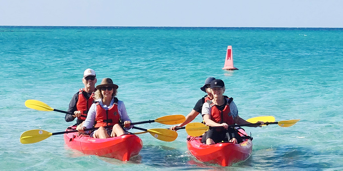 Adventure Paddle - Kayak Tour | Adventure Tours | South West Tours | Adventure Works WA #kayaktour #adventureworks #margaretriver
