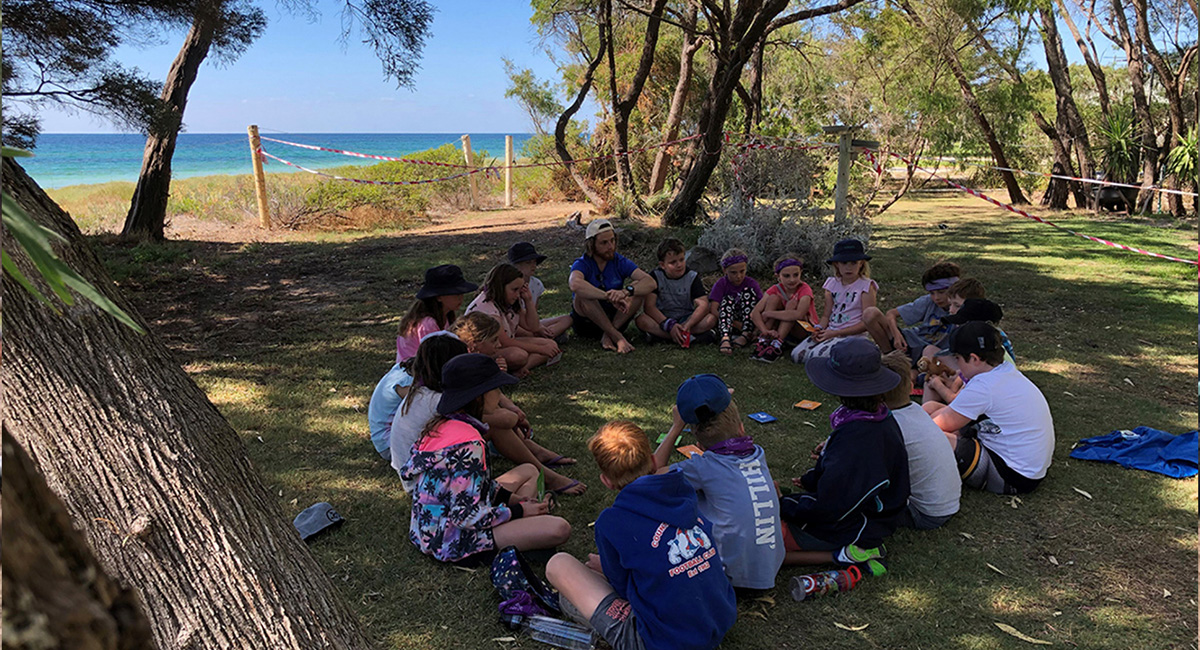 Camping Adventures - Year 6 & 7 Transition - Adventure Works WA