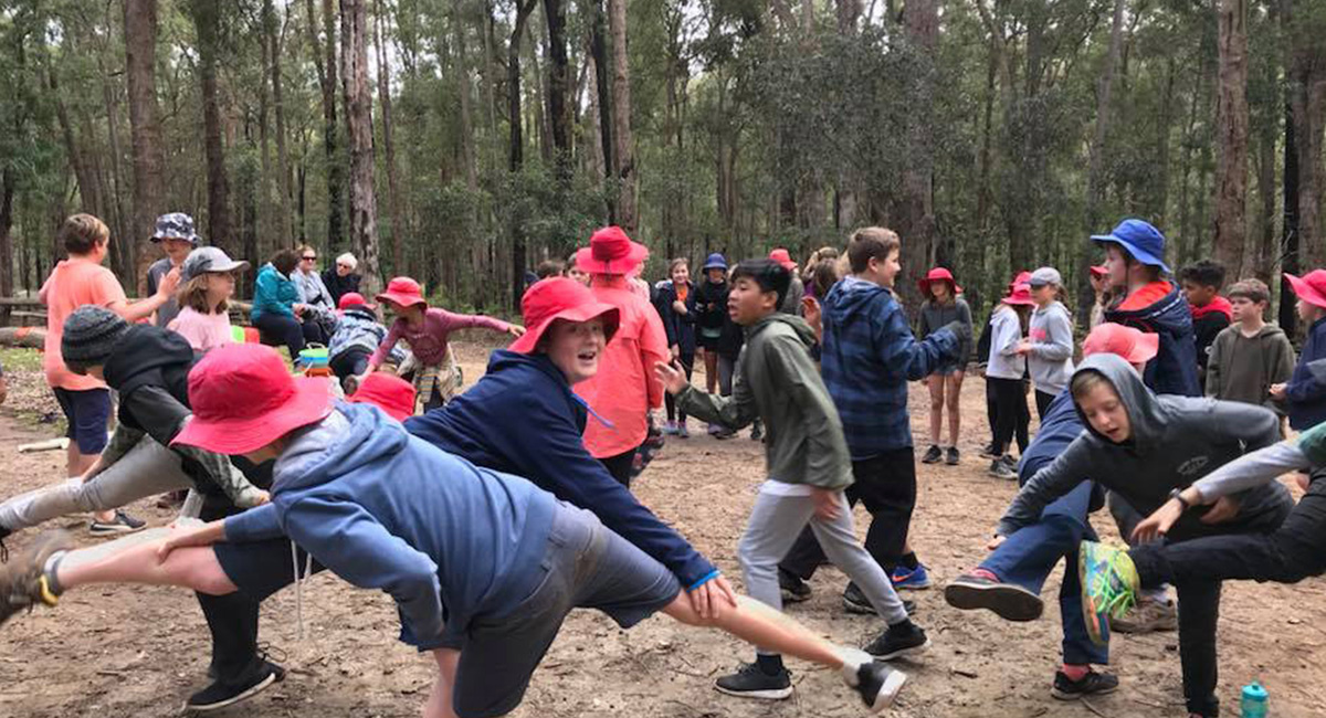 Camping Adventures - Year 7 and 8 Connection - Adventure Works WA
