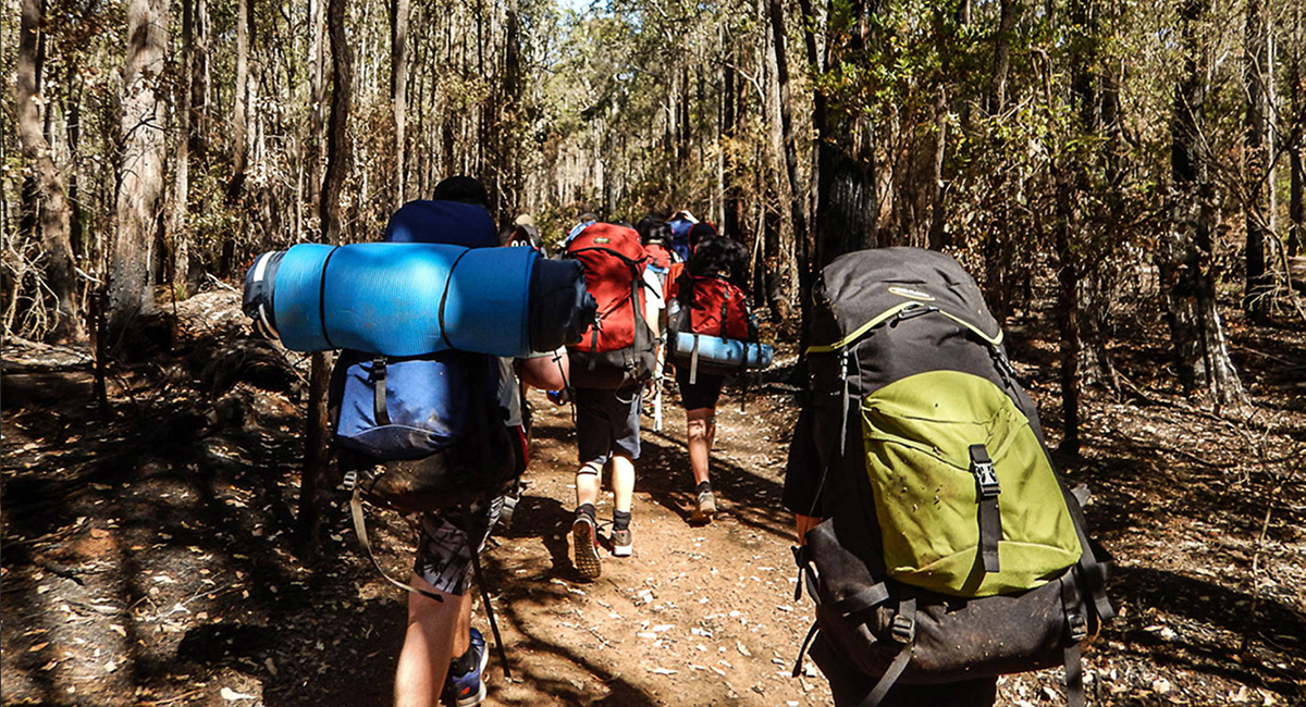 Camping Adventures Year 9 and 10 Challenge - Adventure Works