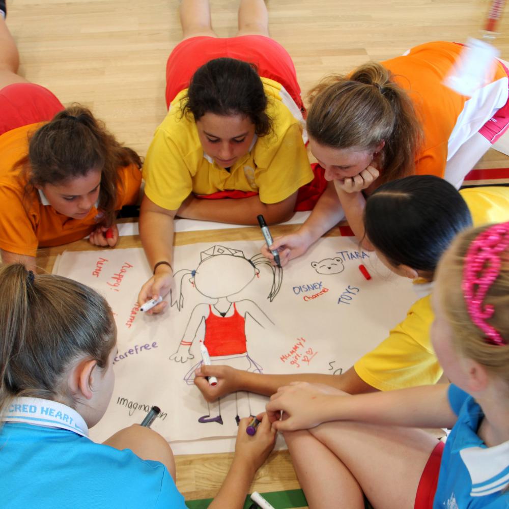 Guiding children's behaviour in positive ways through classroom activities